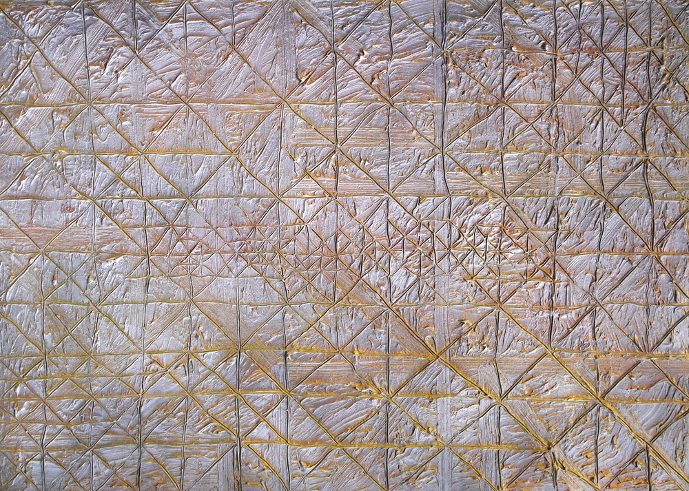 Mater nr. 14, 2016, ulei pe pânză, 70 x 50 cm