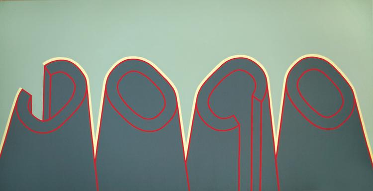 GILI MOCANU - Un dialog analitic despre desen ca individuare, procesiune ritualică și demers analitic auto-reflexiv.