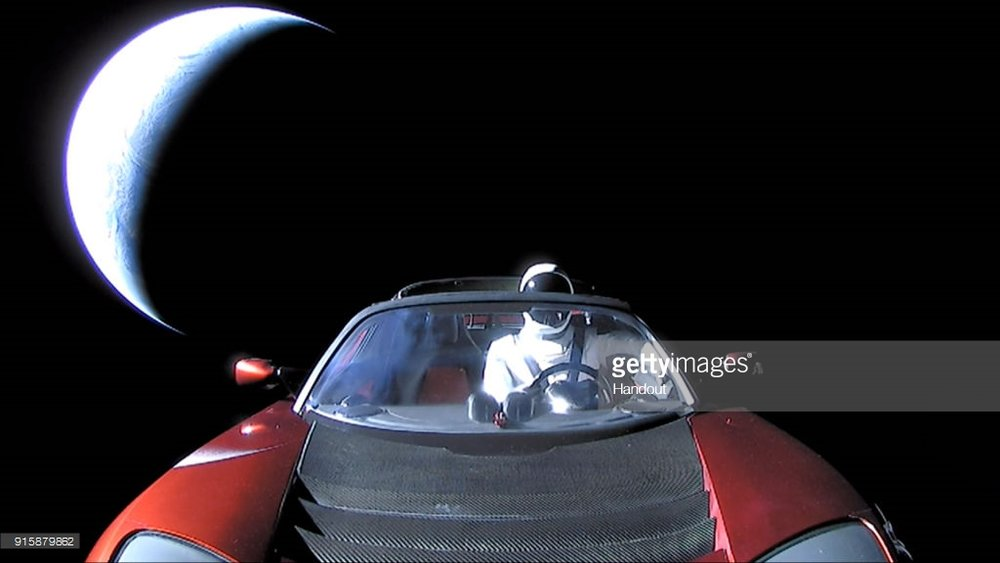 SpaceX, Tesla  ©Getty Images