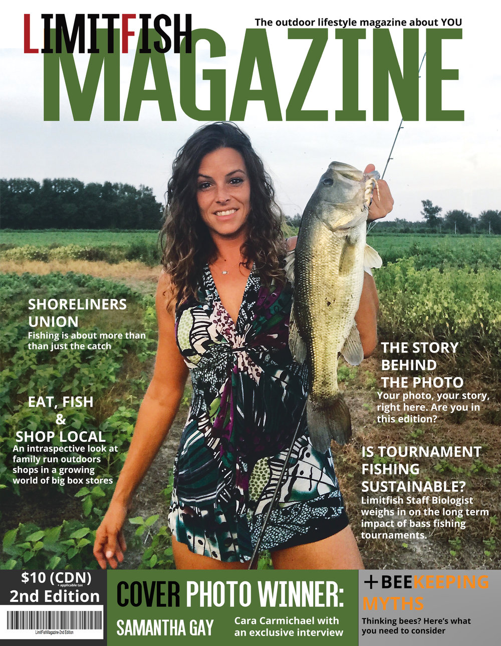 Limitfish Magazine 2nd Edition