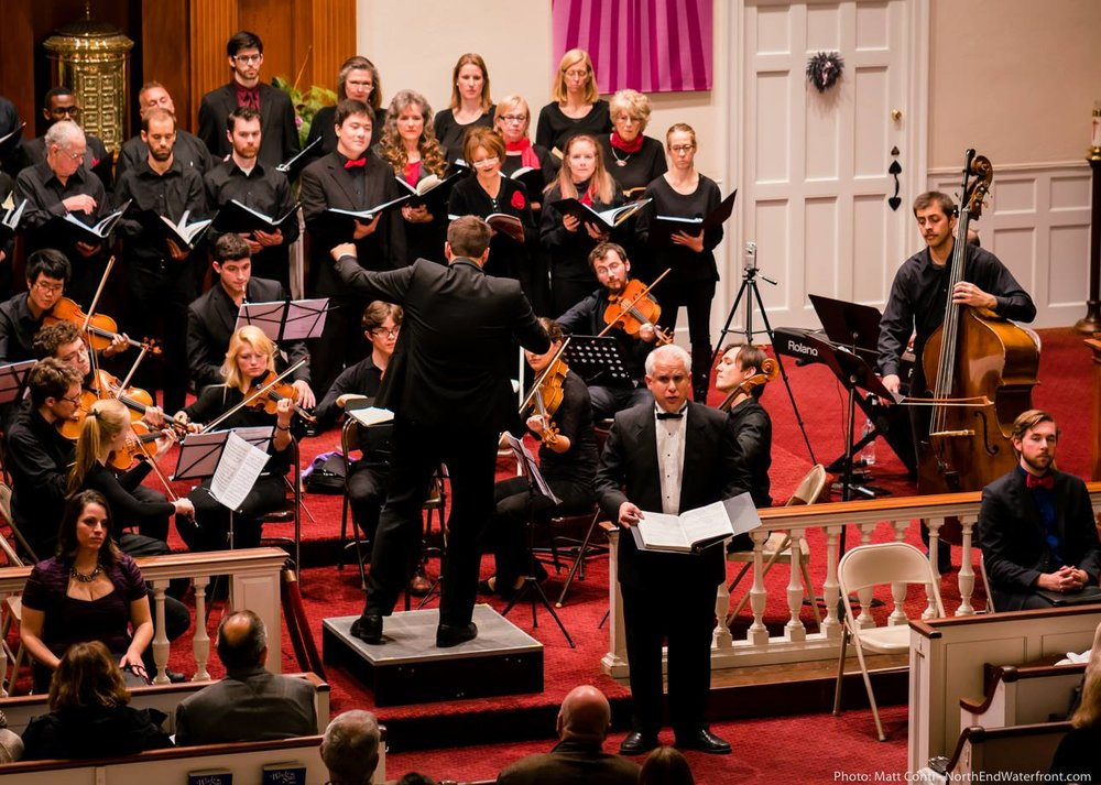 NEMPAC Messiah Dec. 2015