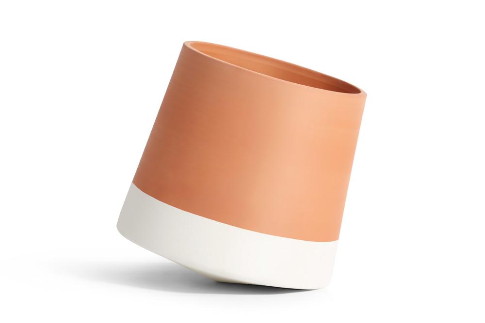 the rolling flowerpot - Voltasol