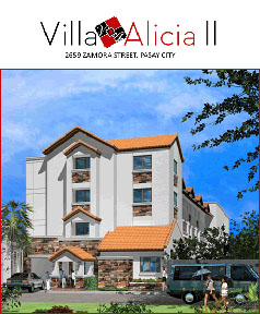 Villa Alicia II - Zamora Street, Pasay City
