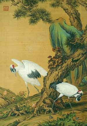 C10 C11 c12 Paintings of Ching Dynasty
