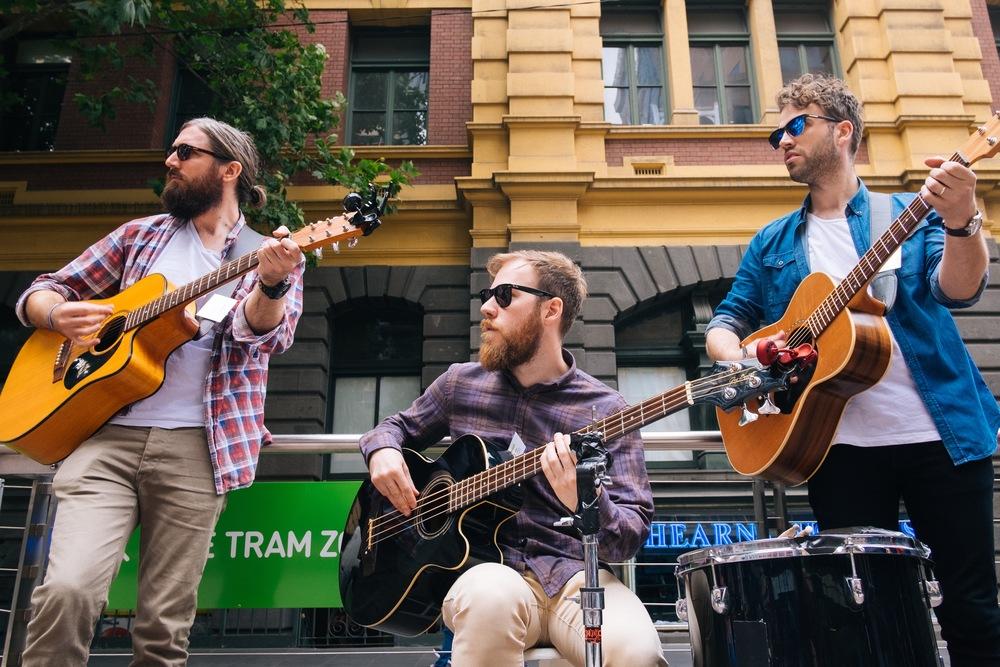 Whitaker X Melbourne Art Tram