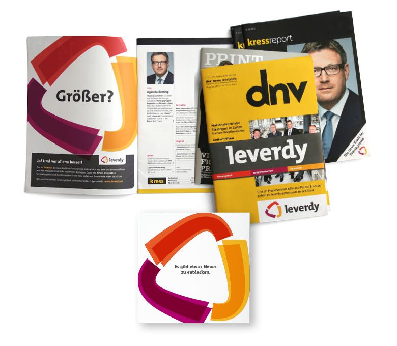 Kampagne Print Online Below