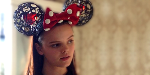 Disney Minnie Mouse Headpiece
