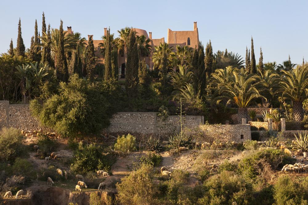 Palais d'hôtes Le jardin des Douars
