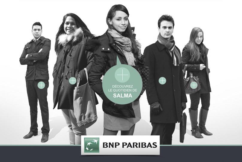 Reportage BNP Paribas