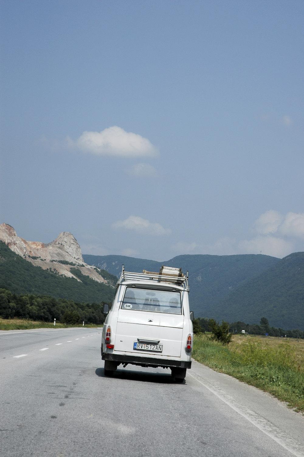 Slovakian Car