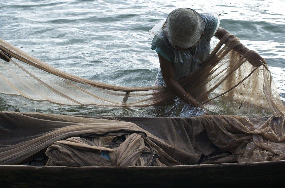 Lake Bukittinggi - Sumatra - Indonesia