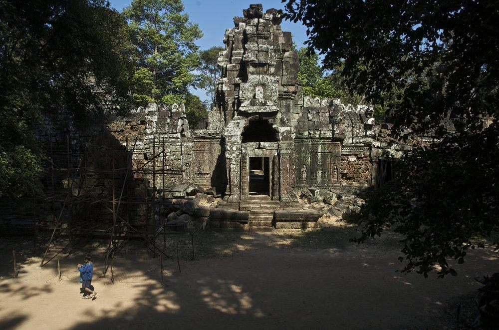 Angkor Wat Temples - Siem Reap