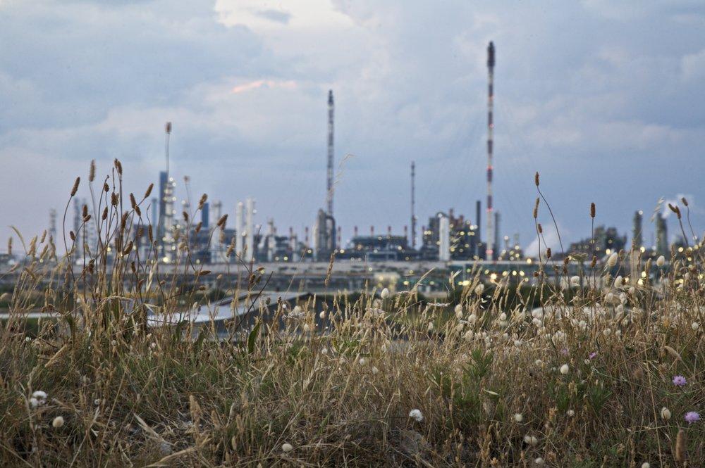 Factories - Fos-sur-mer - France