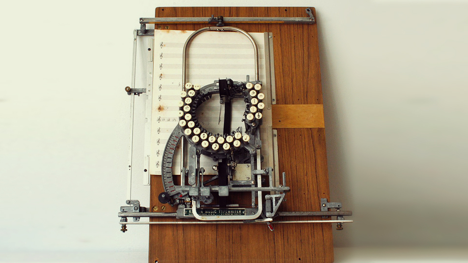 musical-typewriter