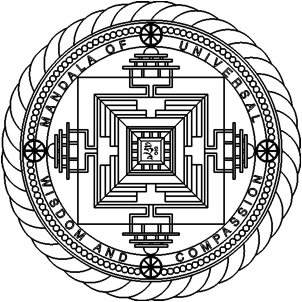 Mandala for Foundation for the Preservation of the Mahayana Buddhism.