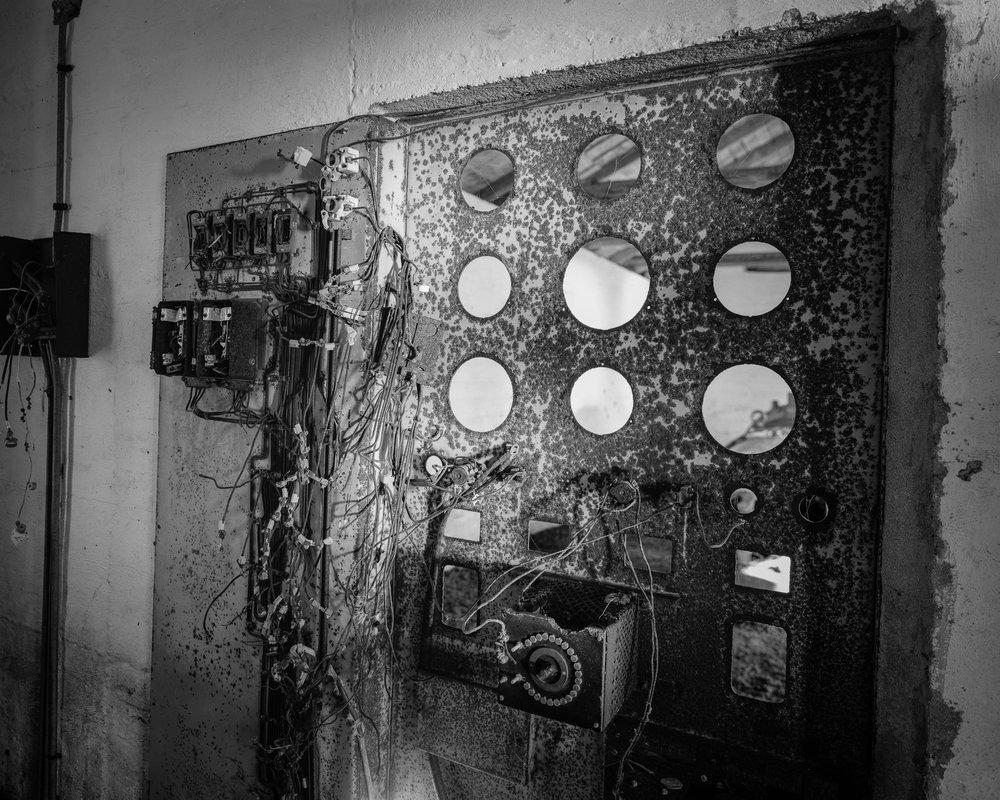 Abandoned Lofoten Power Plant. ©Bjørn Joachimsen