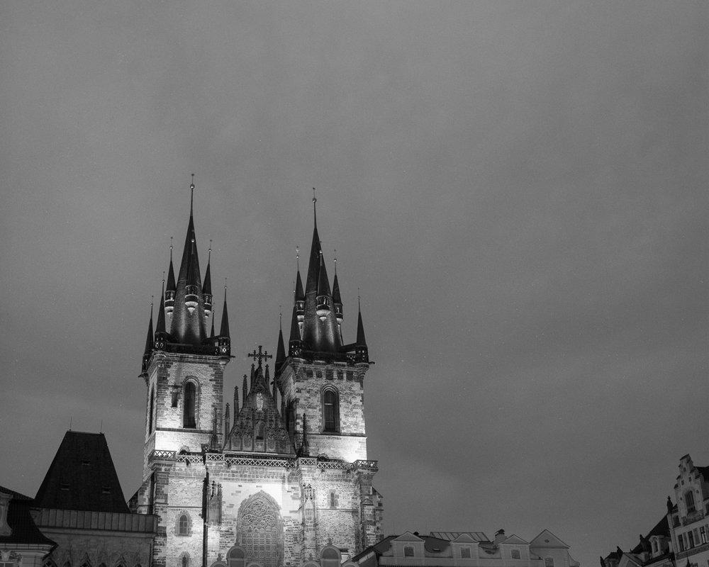 Prague. ©Bjørn Joachimsen.