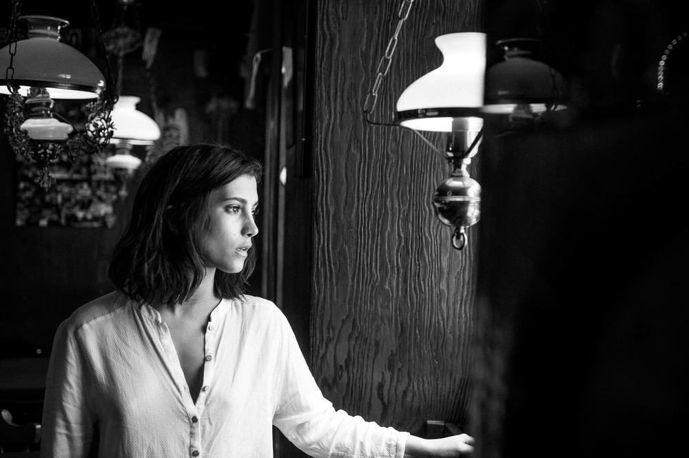 Sarah-Sofie Bussnina portræt