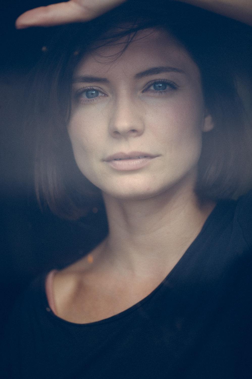 Neel Rønholt portræt
