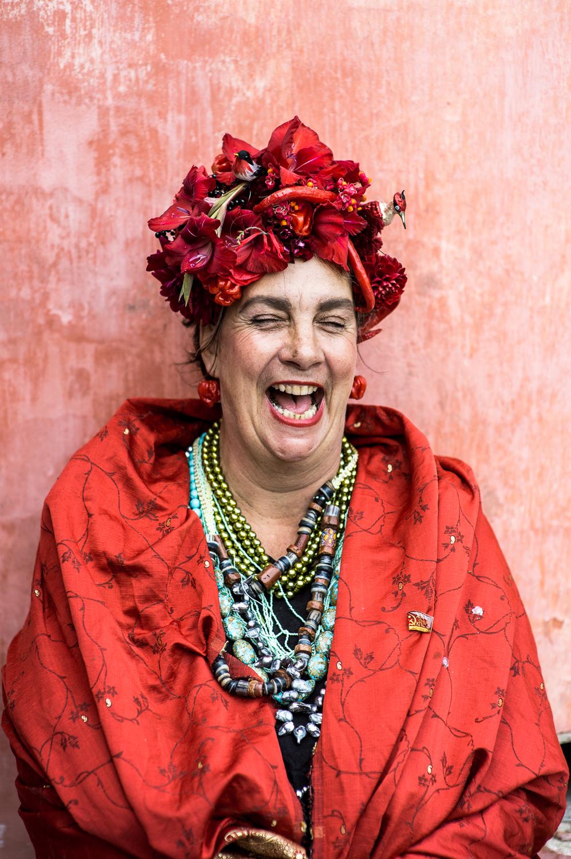 Camilla Plum portræt