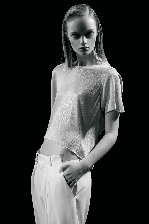 Ida Dyberg portræt