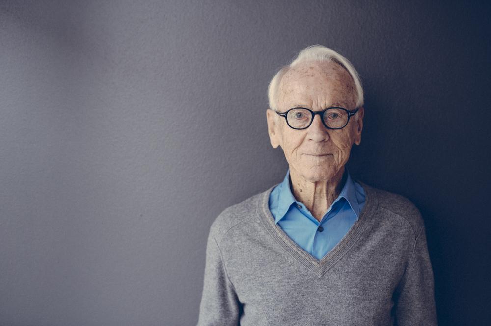 Bent Fabricius Bjerre portræt