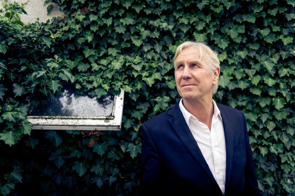 portræt af Steffen Brandt
