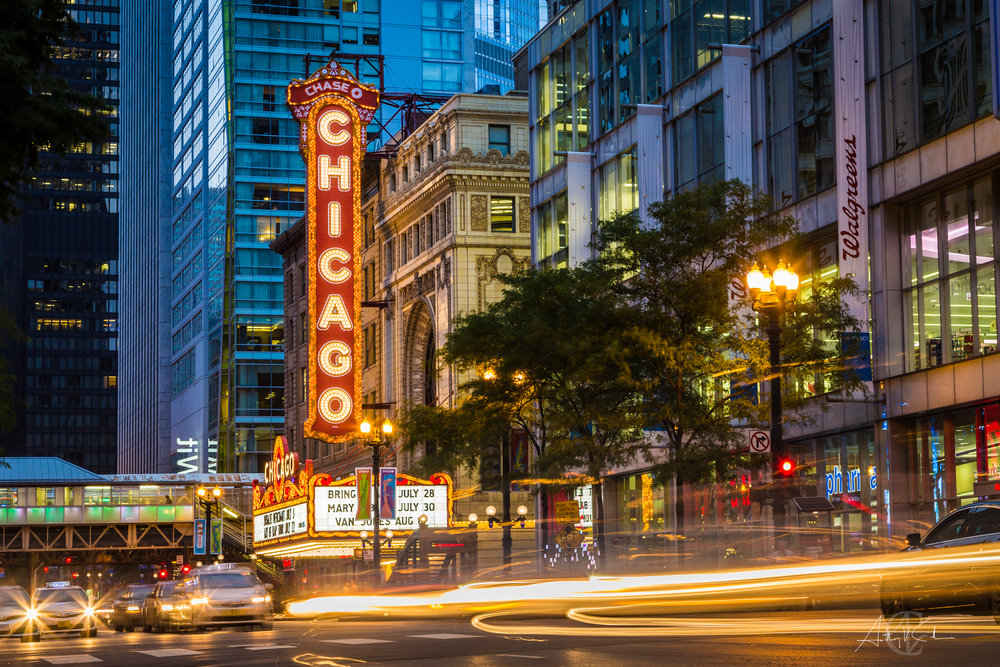 Chicago Theater -
