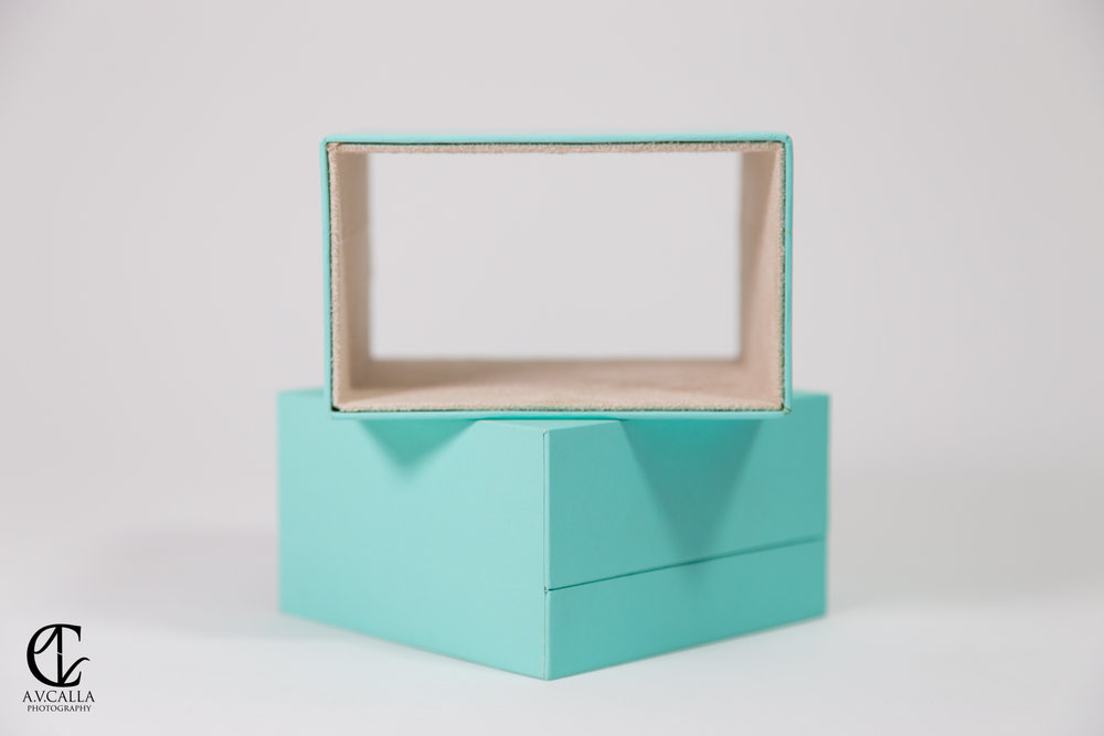 Custom slide boxes are the perfect place to store or even display your family heirloom.