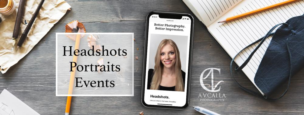 Scottsdale Arizona Portrait and Headshot Photographer