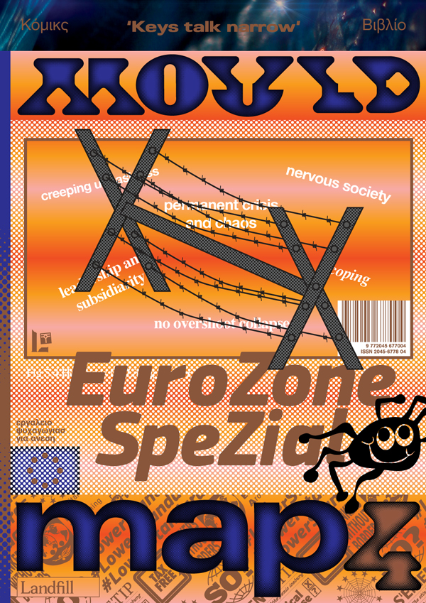 Mould Map 4 Cover