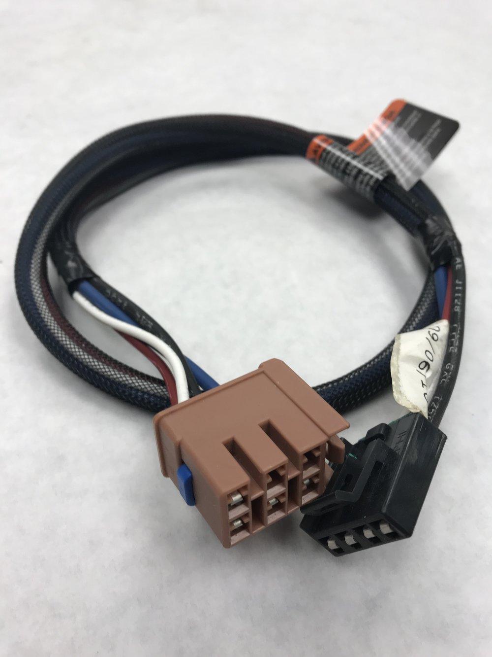 Tekonsha 3025 P Brake Control Wiring Adapter For Gm Christmas Gift Shop Controller