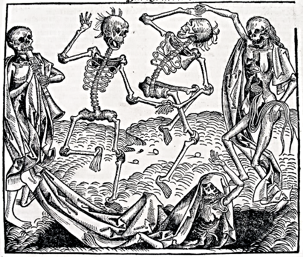 Dance of Death, by Michael Wolgemut (1493)