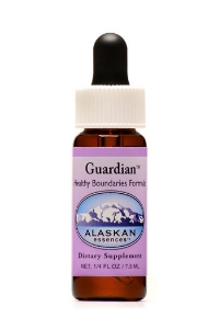Alaskan Essences Guardian Remedy, always on the bedside table