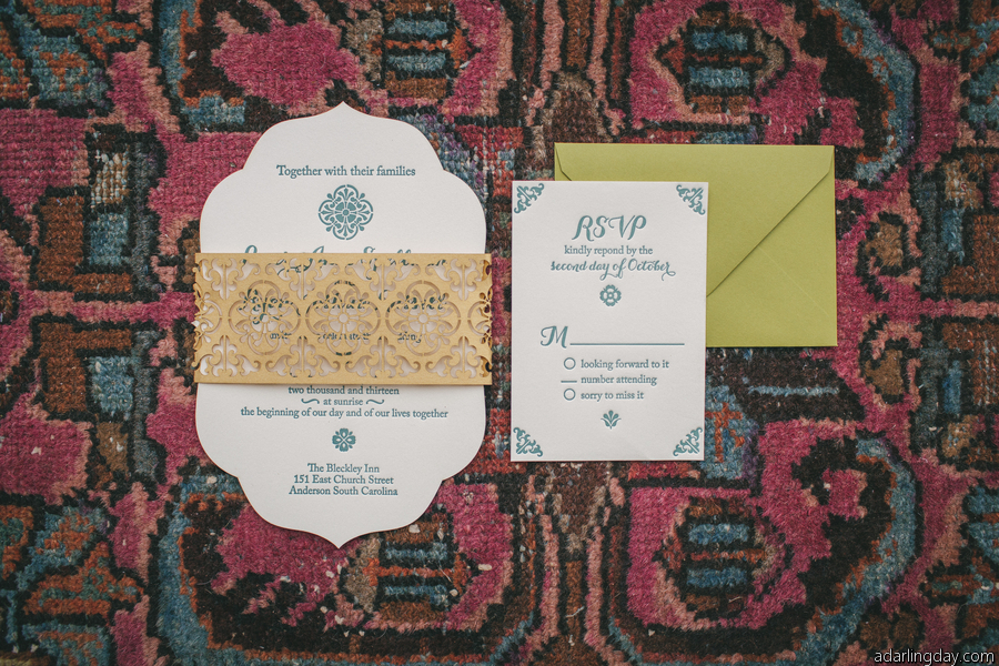 Our letterpress bohemian invitation and gold laser cut cake topper were featured on the Storyboard Wedding blog in February of 2014. Check it out    here.    Photos are by    A Darling Day.