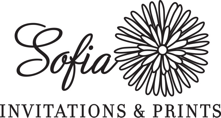 Sofia Invitations and Prints