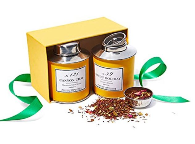 Bellocq Chai Tea  set. I bet this smells wonderful! And check out their BEAUTIFUL website!