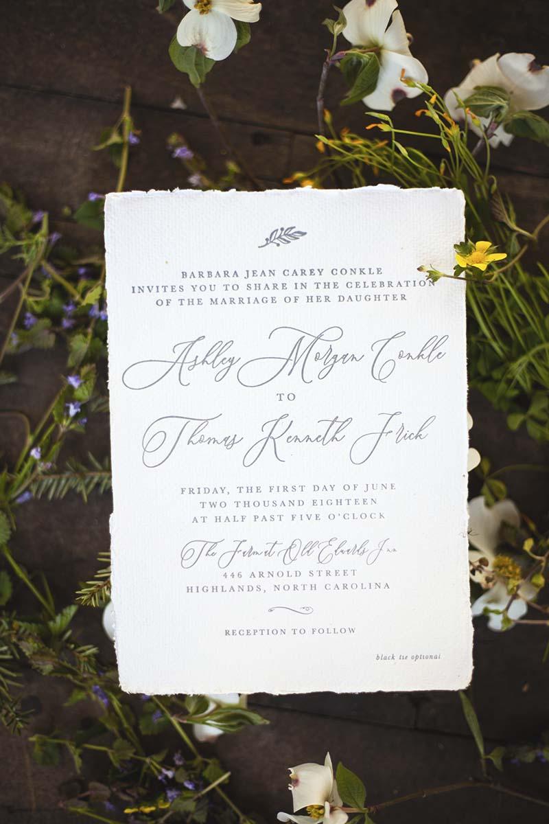 Top Wedding Invitation Trends of 2018 — Sofia Invitations and Prints