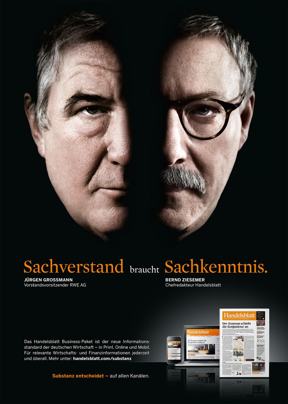 ad for handelsblatt 1