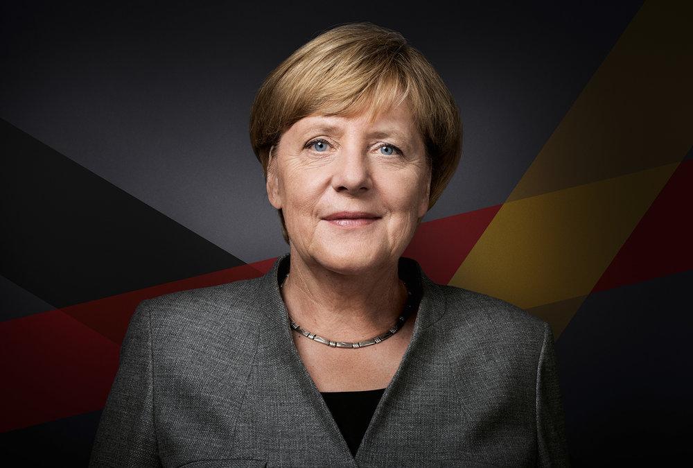 Angela Merkel 2017