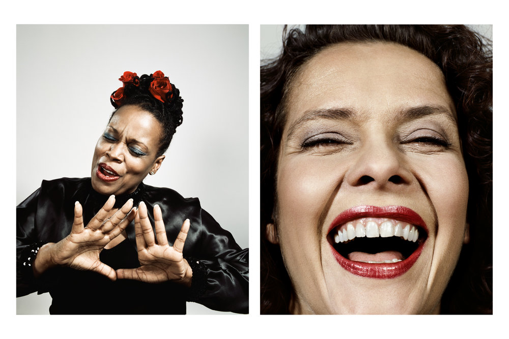 Dianne Reeves / Angelika Kirchschlager