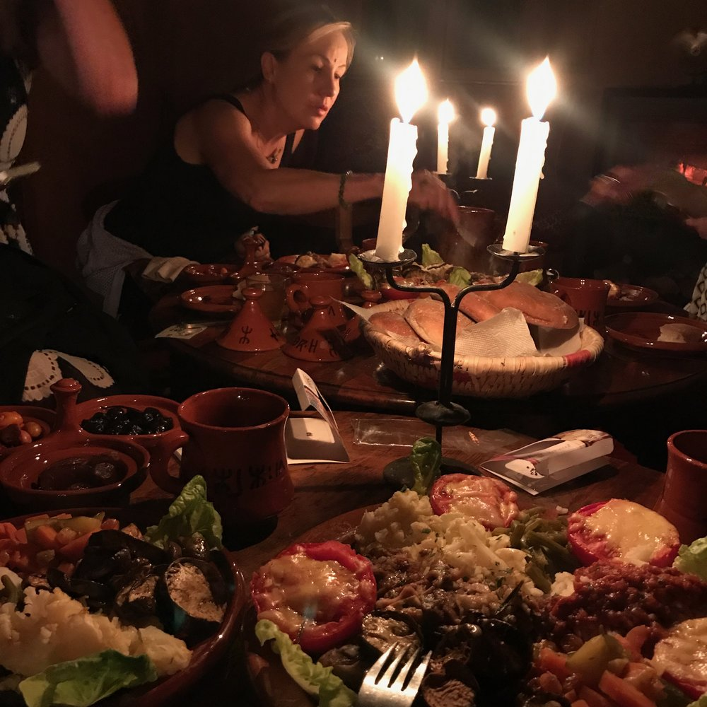 Feast well