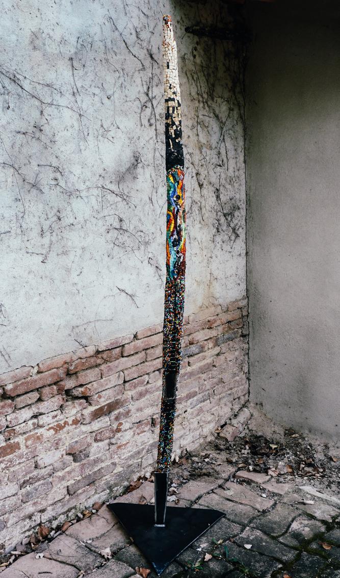 Totem Paon // 2012