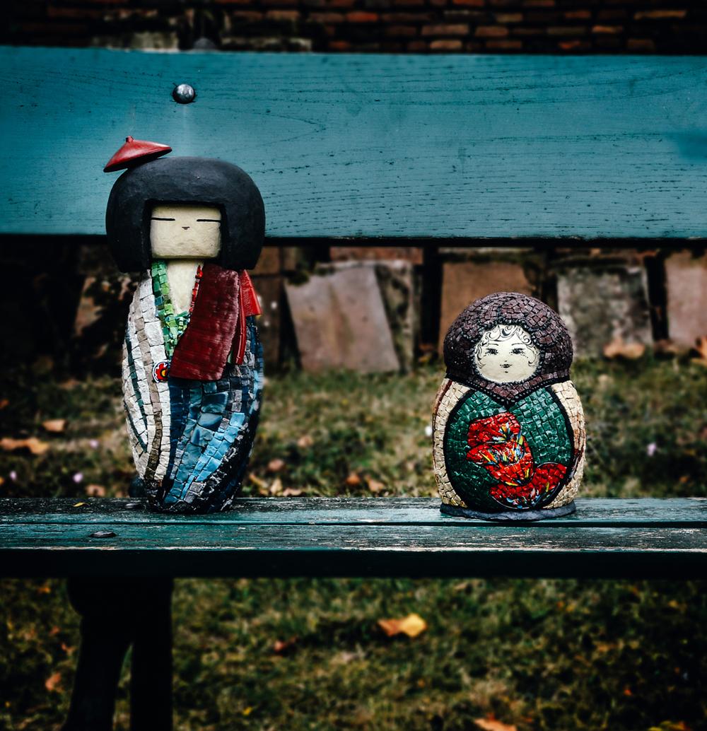 Jonque Quille et Mamita // 2012