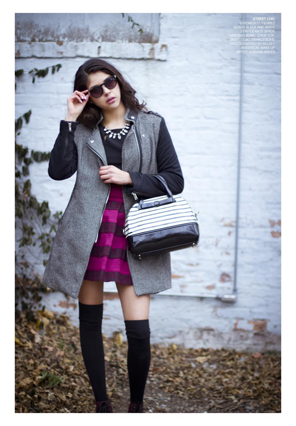 Model // Veronica Gutierrez MUA //Adriana Aviles Photographer // Kelsey Alyse Anderson