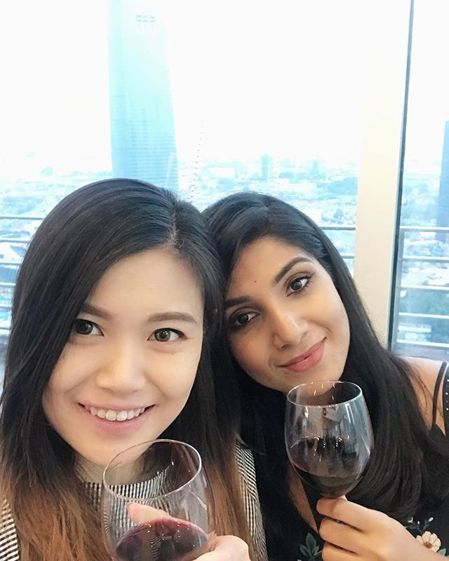 Team Spaceace at Common Ground work today, consuming copious amounts of delicious liquid courage before the networking session at the Branding by Petronas & BCGDV event! 🤗#spaceacestudios #graphicdesign #branding #kualalumpur #bukitbintang #wine #liquidcourage #networking #designlovers #winebeforewhine #kualalumpurview #klskyline #friendswhoinspire #friendsforlife #entrepeneur #entrepreneurlife