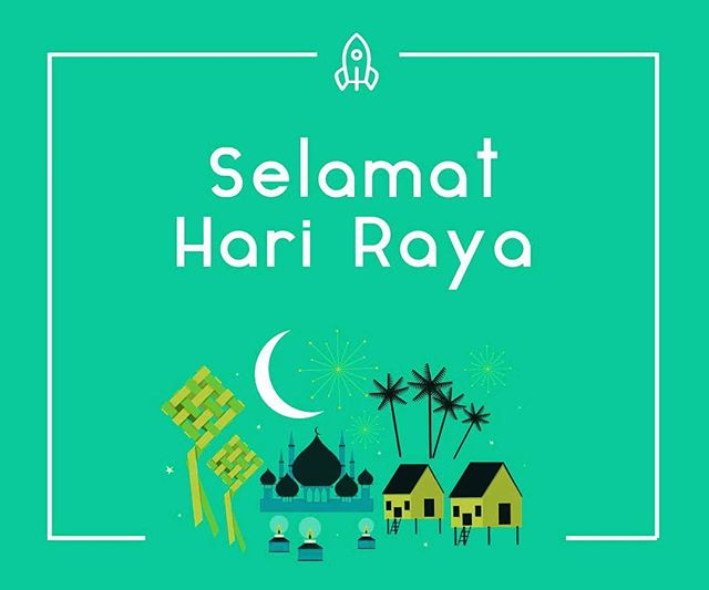 Selamat Hari Raya to all our followers, friends and family 💚 . . . . #eid #raya #ramadan2018 #eidmubarak #friyay #happyholidays #graphicdesign #graphicdesignmalaysia #creativeagencymalaysia #designagency #creativeagency #typography #illustration