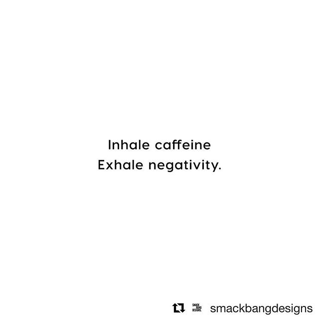 #tuesdaythoughts #studiomantra #quotes #coffeeholic #repost