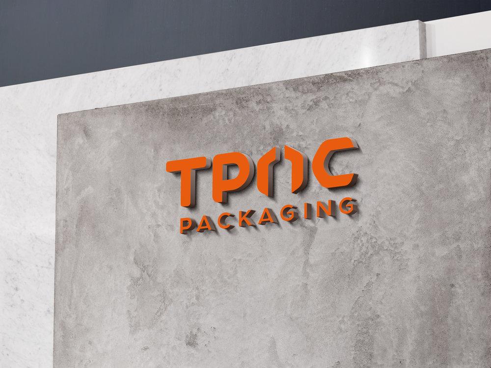 TPAC Signage