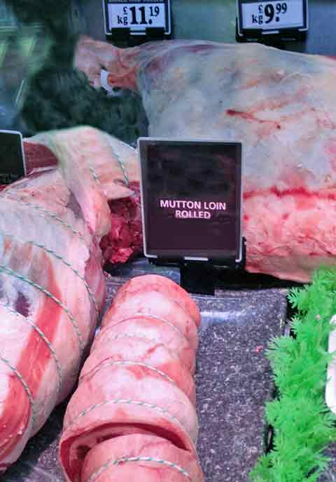Mutton for sale